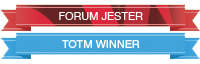 Forum Jester & TOTM Winner